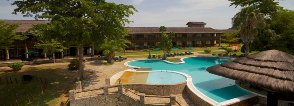 Paraa Safari Lodge